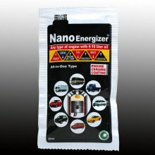 NANO PISTON RING OIL LOSS CURE rebuild surface imperfection petrol diesel engine
