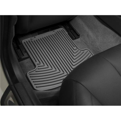 WeatherTech W24-W427 Floor Mats for 2015-2019 Ford Transit-150, Black