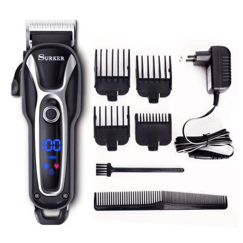 shaved production Beauty futurecuts clipper