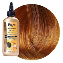 Bigen Semi-Permanent Haircolor #Gb6 Golden Blonde 3 Ounce (88ml) (2 Pack)