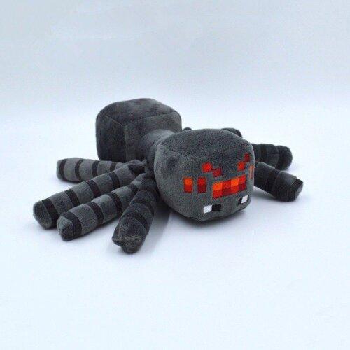 (Spider) Minecraft Creeper Enderman Wolf Soft Plush Toy