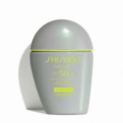 Shiseido WetForce Quick Dry Sports BB Compact SPF 50+ (Very Dark) 12 g