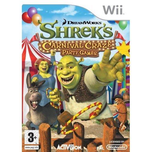 Shrek's Carnival Craze (Wii)