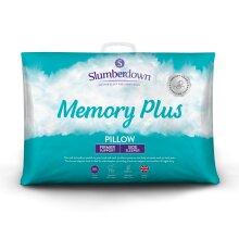(Firm, 1 Pack) Slumberdown Memory Foam Plus Pillow