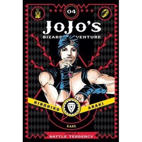 Jojo's Bizarre Adventure: Part 2 Battle Tendency