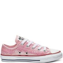 Converse CTAS OX 662628C Pink Girls UK 10-2