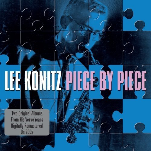 Lee Konitz - Piece by Piece [CD]
