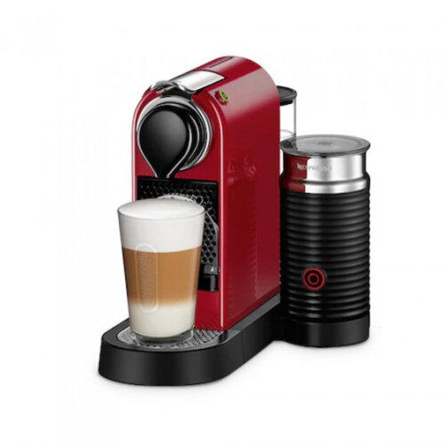 "Coffee machine Nespresso ""Citiz & Milk Red"""