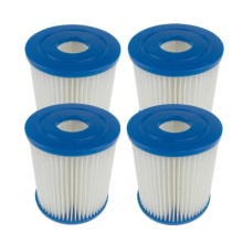 1/2/4 Pack For Bestway 58093 Pool Filter Cartridge SIZE I Swimming Pool PUMP TYPE 1