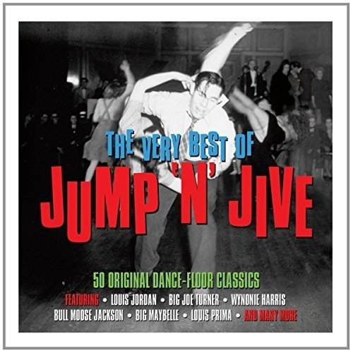 The Very Best of Jump N Jive [double Cd]
