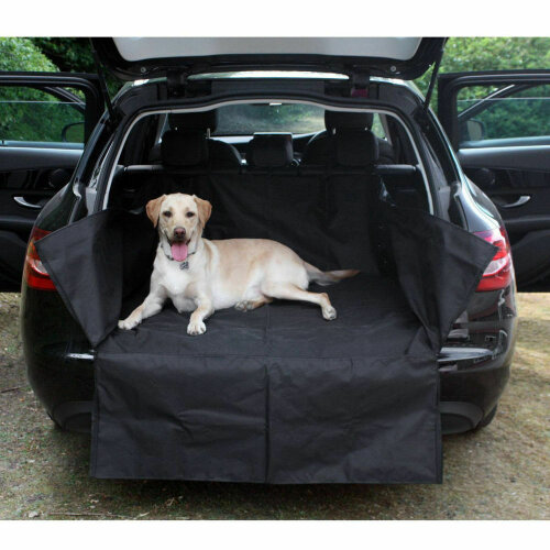HEAVY DUTY WATERPROOF CAR BOOT LINER PROTECTOR DIRT PET DOG COVER
