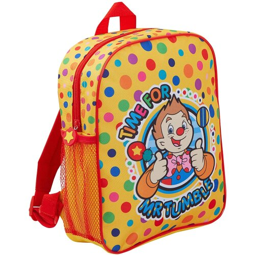 Mr Tumble Childrens Backpack Cbeebies Nursery Bag