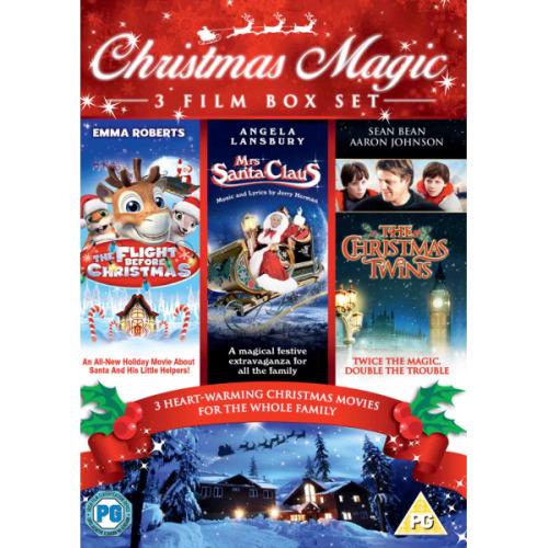 3pc Christmas Magic DVD Box Set