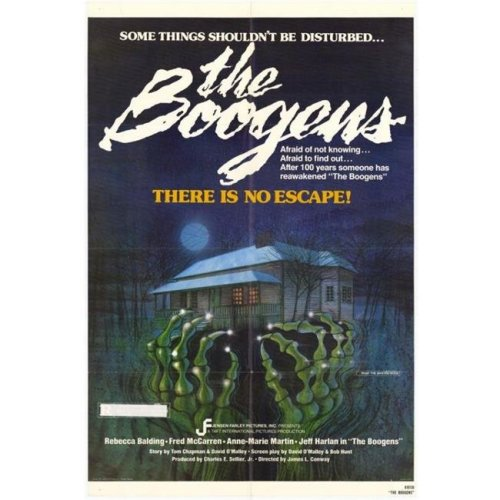 The Boogens Movie Poster Print, 27 x 40