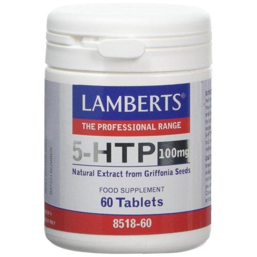 Lamberts 5-HTP 100mg - 60 Tabs