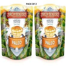 Birch Bender's Paleo Pancake & Waffle Mix 42 oz Pack of 2