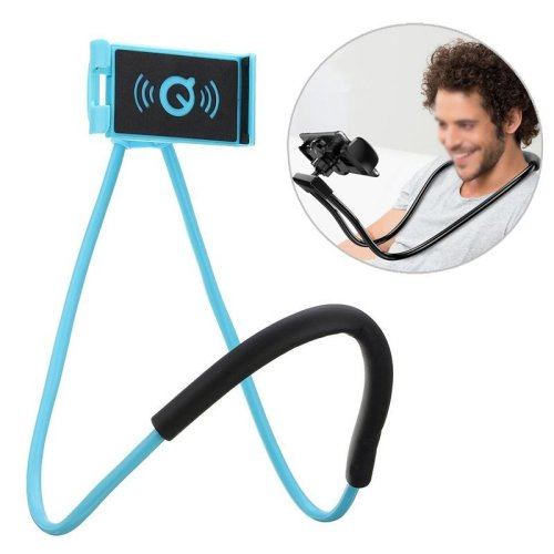 Colorful Flexible Neck Lazy Holder Bracket Phone Stand Mount for iPhone X 8 Samsung S8 Xiaomi 6 5
