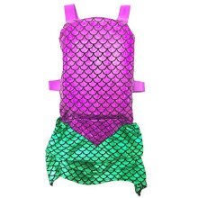 Narly Noggins Trainer Mermaid Vest Pink