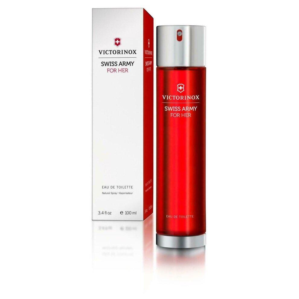 Swiss Army Perfume for Women 3.4 oz Eau