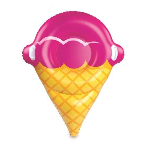 Waterslide Bob sledge ice cream cone slide inflatable 100cm Size
