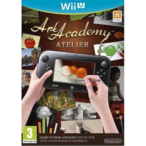 Art Academy Atelier Nintendo Wii U Game