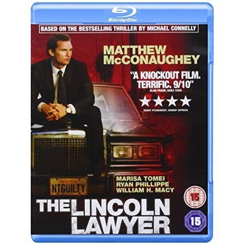 The Lincoln Lawyer Blu-Ray [2011]