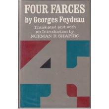 Four Farces , Georges Feydeau - Used