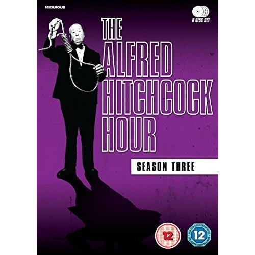 The Alfred Hitchcock Hour Season 3 DVD [2016]