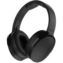Skullcandy Hesh 3 Wireless Bluetooth Ear Headphones with Mic-Black