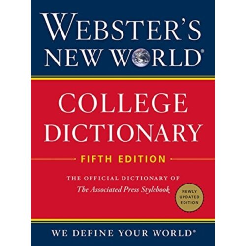Websters New World College Dictionary Fifth Edition  5th Edition by Dictionaries & Editors of Webste