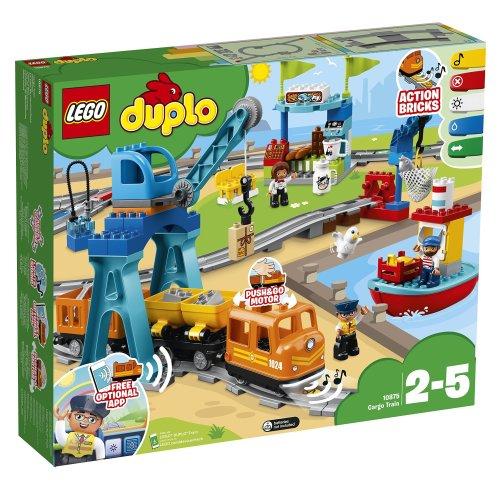 "LEGO 10875"" Preliminary Bridge and Tracks Building Block"