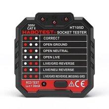 HABOTESE Advanced GFCI Electric Socket Tester