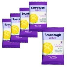 5x Mad Millie Sourdough Culture 3x sachet pack