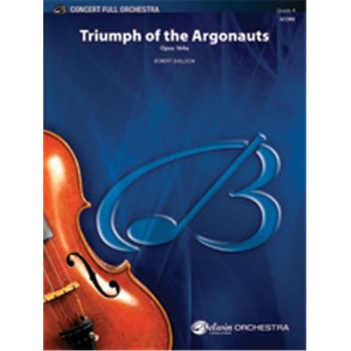 Alfred 00-40447 TRIUMPH OF THE ARGONAUTS-BCF