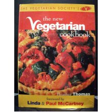 The New Vegetarian Cookbook - Used