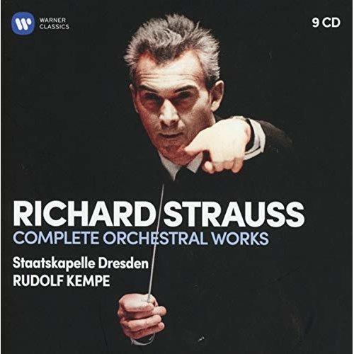 Rudolf Kempe - R. Strauss: Complete Orchestra [CD]