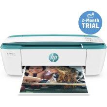 HP DeskJet 3762 All-in-One Wireless Inkjet Printer - Used