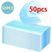 50pcs Medical Surgical Disposable mask