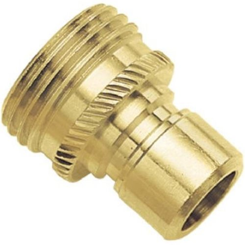 Green Thumb Brass Male Connector