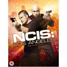 NCIS Los Angeles 1-10 DVD - Used