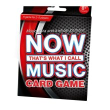 Now That's What I Call Music Trvia Card Game