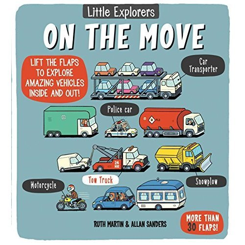 Little Explorers: On the Move