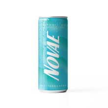 Novae CBD Tonic Water Mediterranean Mixer