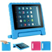 """Kids Shockproof Tablet Handle Stand  Case Cover Foam Stand For Amazon Kindle Fire HD 7"""" (2015-16-17-18-1029)"""