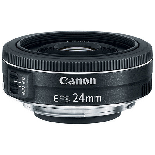 Canon EF-S 24mm f/2.8 STM Lens 9522B002 B&H Photo Video