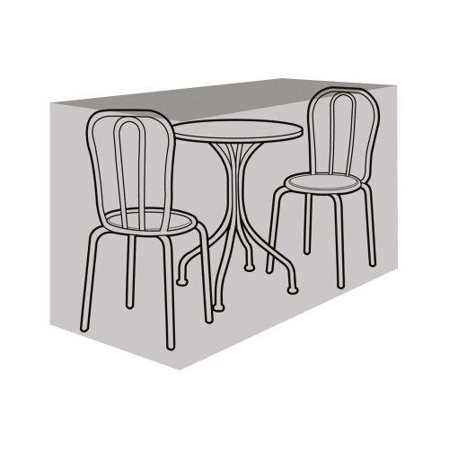 2 Seater Small Bistro Set Cover - Super Tough Polyethylene