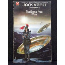 The Brave Free Men  second book Durdane - Used