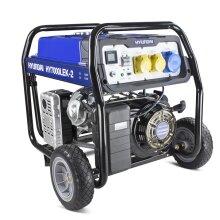 Hyundai HY7000LEK-2 Open Frame Petrol Generator
