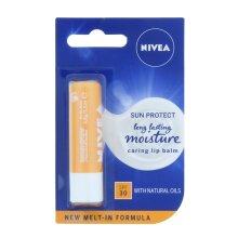Nivea Sun Protect Moisture Lip Balm