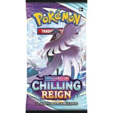 Pokémon TCG Sword & Shield Chilling Reign Booster Pack